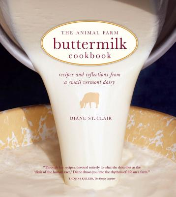The Animal Farm Buttermilk Cookbook By St. Clair, Diane
